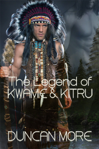 The Legend of Kwamie and Kitru